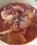 トマト缶で「ヘルシーあったか旨スープ」:レシピ